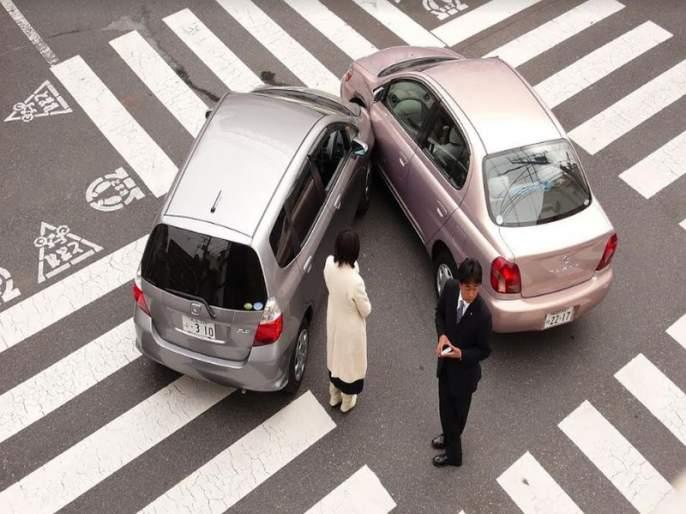 Claim the police after the police complaint than the settlement of loss after the accident | अपघात झाल्यानंतर नुकसानाच्या सेटलमेंटपेक्षा पोलीस तक्रारीनंतर विमा दावा करा