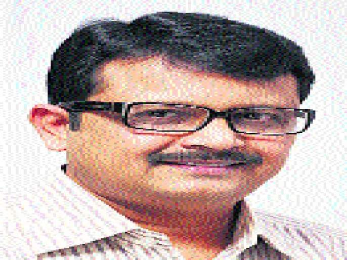Atul Kulkarni received the Darpan Seva Gaurav Award | अतुल कुलकर्णी यांना दर्पण सेवा गौरव पुरस्कार