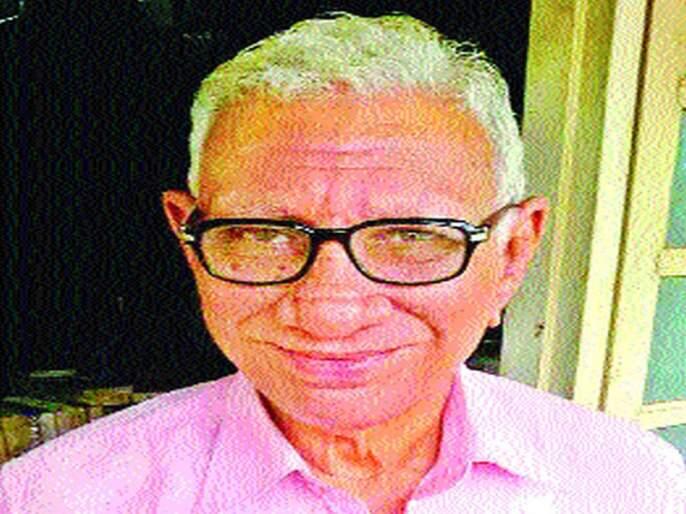 Senior Literary Anil Kulkarni passed away | ज्येष्ठ साहित्यिक अनिल कुलकर्णी यांचे निधन