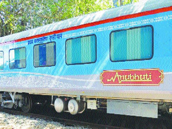 Mumbai-Ahmedabad Shatabdi Express 'Cognition' | मुंबई-अहमदाबाद शताब्दी एक्स्प्रेसला 'अनुभूती'