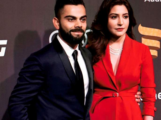 anushka sharma shows love for virat kohli century what a guy | What A Guy ! विराट कोहलीच्या शानदार शतकावर अनुष्काने इन्स्टा स्टोरीतून केलं कौतुक