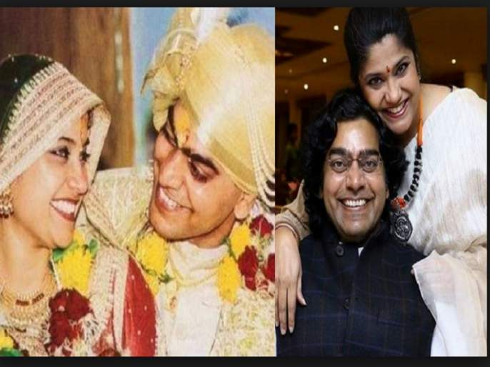 Ashutosh Rana Birthday Special: ashutosh rana and renuka shahane love story | Ashutosh Rana Birthday Special : अशी झाली होती आशुतोष राणा आणि रेणुका शहाणे यांची भेट
