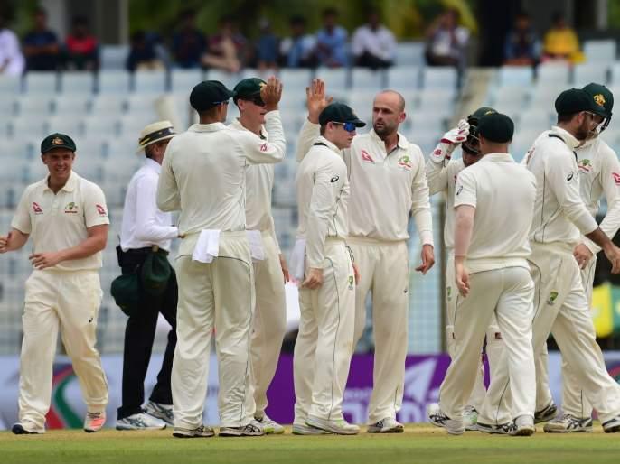 Ashes series: Stark, Hedgehawel shine in England's victory, England beat by 120 runs | अॅशेस मालिका : आॅसींच्या विजयात स्टार्क, हेजलवूडची चमक, इंग्लंडवर १२० धावांनी मात
