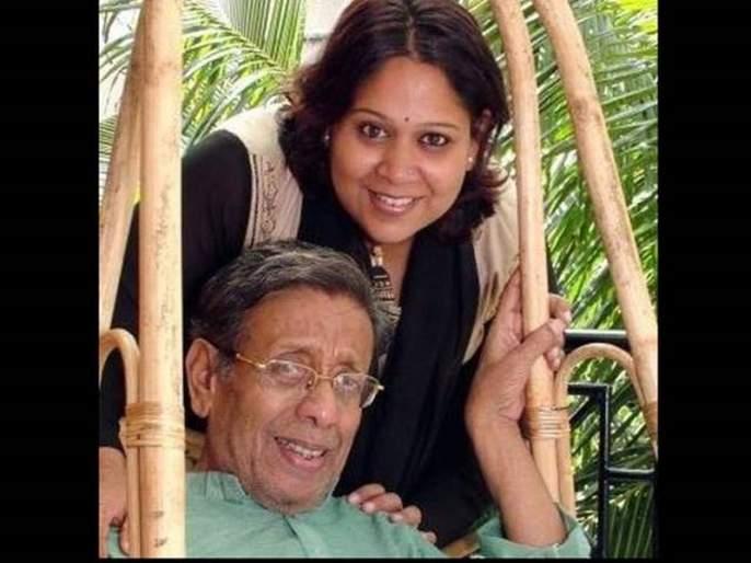 The person who sees you in the series of 'Tula Pahte Re' is the daughter of veteran actor Nilu Phule | 'तुला पाहते रे' मालिकेतील 'ही' व्यक्ती आहे दिग्गज खलनायक निळू फुले यांची मुलगी