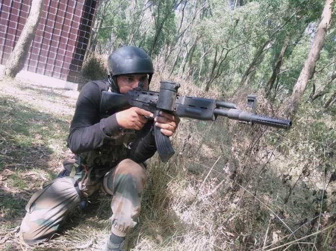 Training to the soldiers according to the situation on the border: Brig Govind Kalvad | सीमेवरील परिस्थितीनुसार जवानांना प्रशिक्षण : ब्रिगेडियर गोविंद कलवड