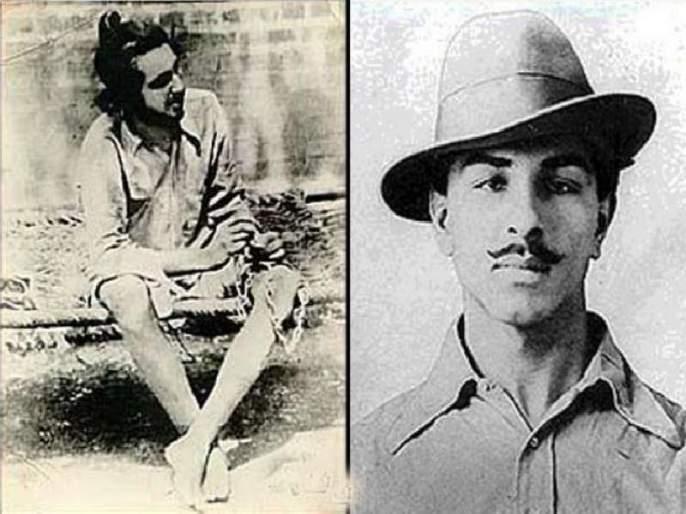 Bhagat Singh, Sukhdev and Rajguru are still not martyred, mention in the government book as a terrorist | भगतसिंग, सुखदेव आणि राजगुरु यांना अद्यापही शहीदाचा दर्जा नाही, सरकारी पुस्तकात दहशतवादी म्हणून उल्लेख