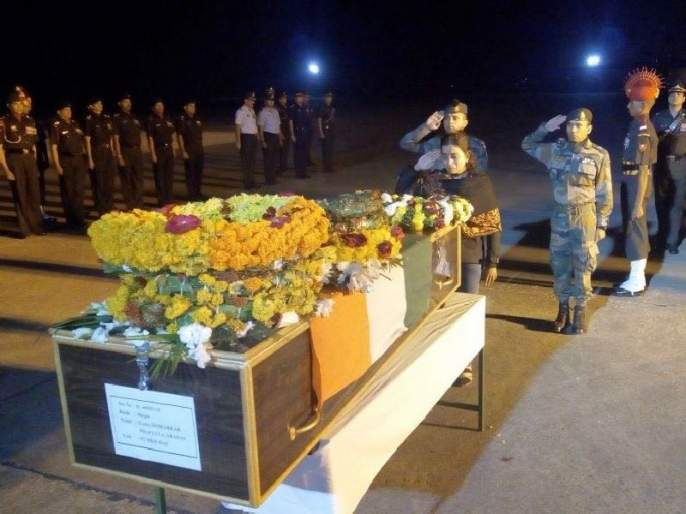 Half-way break ..., remembrance of Major Prafulla Moharkar   अर्ध्यावरती डाव मोडला..., मेजर प्रफुल्ल मोहरकर यांच्या आठवणीने पवनीवासीय शोकमग्न