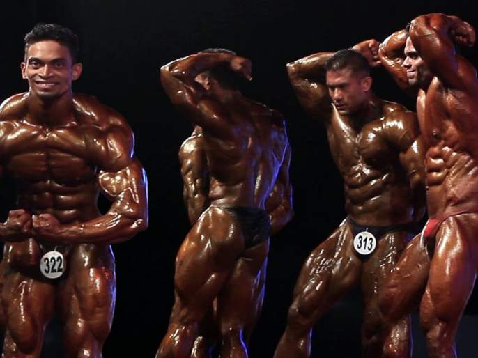 bodybuilding competition in india