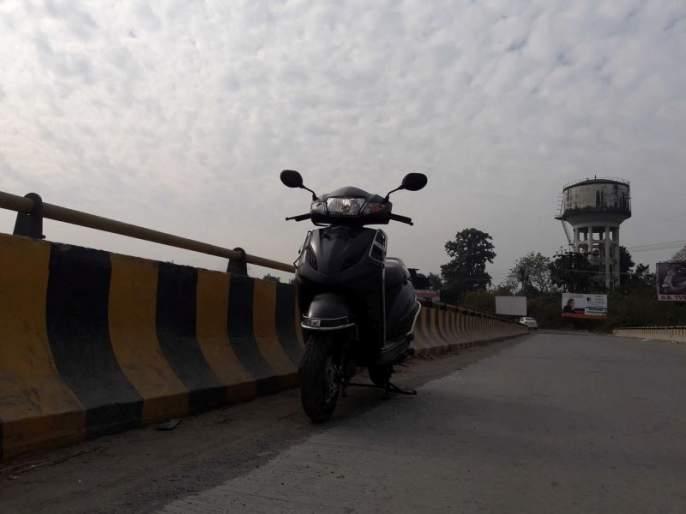 The Cement Road is on the radar of trafic Police in Nagpur   नागपुरातील सिमेंट रोड वाहतूक पोलिसांच्या रडारवर