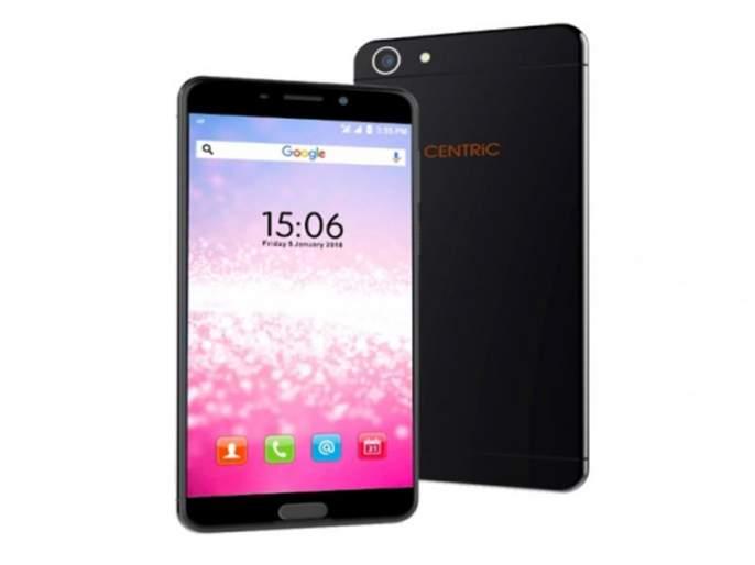 Centric L3 smartphone launched   सेंटरीक एल३ स्मार्टफोन दाखल