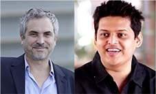 Along with Harry Potter director Alfonso Curón, there is an opportunity to work with Chaitanya | 'हॅरी पॉटर' चे दिग्दर्शक अलफॉन्सो क्युरॉन सोबत चैतन्यला काम करण्याची संधी