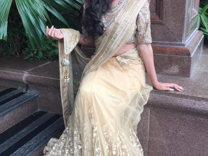 The beauty of Meera Jagannath will make you wounded, social media gets viral | मीरा जगन्नाथचे हे सोज्वळ सौंदर्य तुम्हालाही करेल घायाळ,सोशल मीडियावर फोटो झाला व्हायरल