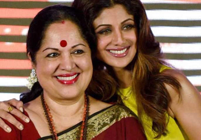 Shilpa Shetty's mother-in-law revealed her for the first time on TV! | टीव्हीवर पहिल्यांदा शिल्पा शेट्टीच्या सासूने तिच्याबद्दल केला खुलासा!