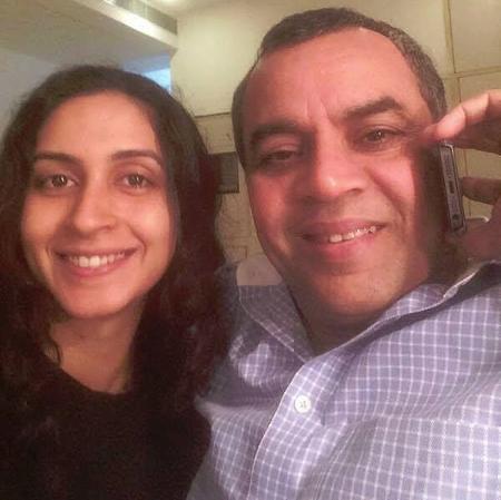 Mrinmayee Godbole called Paresh Rawal as 'Dear Father'?   मृण्मयी गोडबोलेने परेश रावलला म्हटले 'डियर फादर'?