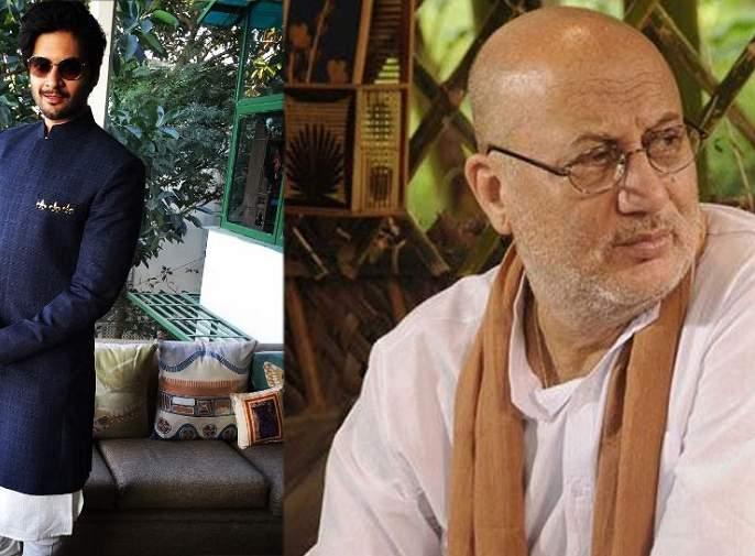 GOOD NEWS! Anupam Kher and Ali Fazal's Oscar nominations! | GOOD NEWS! अनुपम खेर आणि अली फजल यांच्या चित्रपटांनाही आॅस्कर नामांकन!