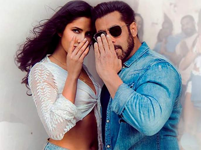 BOX OFFICE: Salman Khan's 'Tiger Jinda Hai' is on the box office for the fourth week! | BOX OFFICE : चौथ्या आठवड्यातही बॉक्स आॅफिसवर सलमान खानच्या 'टायगर जिंदा है'चा जोर कायम!!