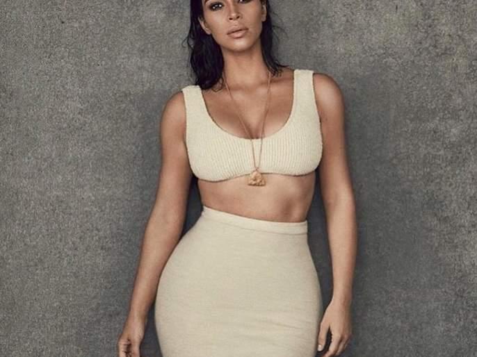 Kim Kardashian Expectations; 'Give Me Respect'! | किम कर्दाशियांची अपेक्षा; 'लोकांनी माझा आदर करावा'!
