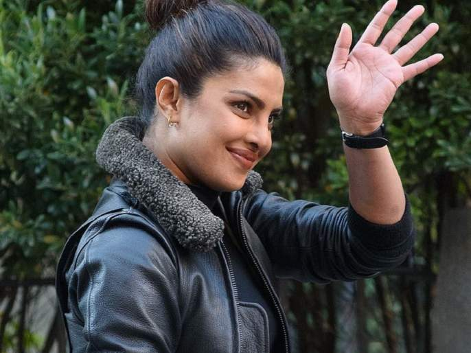 It's OFFICIAL ... 'Desi Girl' Priyanka Chopra's Bollywood Return 'Confirm'! Salman Khan joining! | It's OFFICIAL... 'देसी गर्ल' प्रियांका चोप्राची बॉलिवूड वापसी 'कन्फर्म'! सलमान खानसोबत जमणार जोडी!!