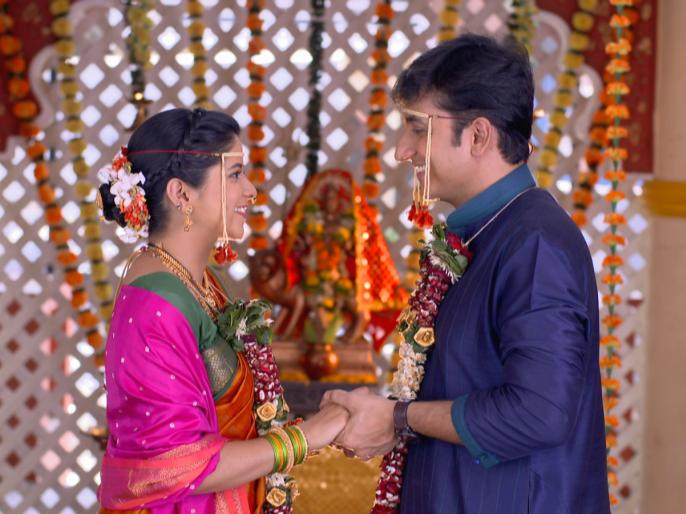 Thus, in the series of Devasuptha, the marriage of Shloka and Kahu is | म्हणूनझालेदेवाशप्पथमालिकेतश्लोकआणिकुहूचेलग्न
