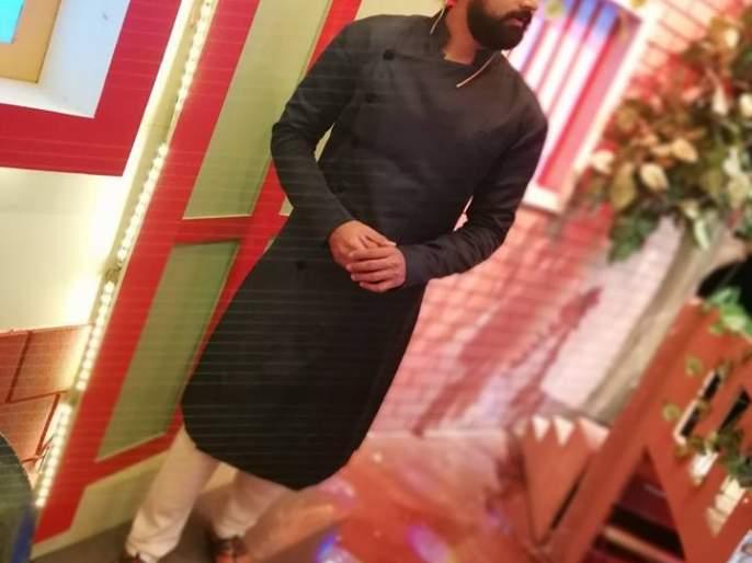 Who is the identity? The stylish look of this Marathi actor is due to presently the topic of discussion | पहेचान कौन ? या मराठी अभिनेत्याचा स्टायलिश लूक ठरतो आहे सध्या चर्चेचा विषय