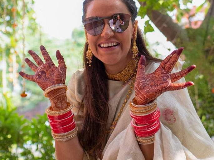 Neha Dhupia made the biggest disclosure after the wedding month !!   नेहा धूपियाने लग्नाच्या महिन्यानंतर केला सर्वात मोठा खुलासा!!