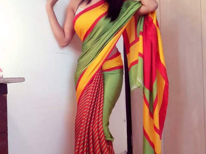 Beauty in Madhavi Nimkar's Said, Look at the special PHOTO | माधवी निमकरचे साडीत खुलले सौंदर्य,बघा हा खास PHOTO