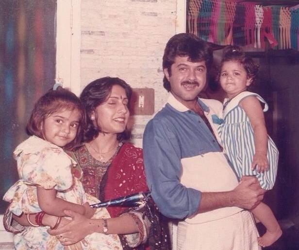Anil Kapoor residing in a garage with family; The 'superstars' had given shelter in the garage!   एकेकाळी परिवारासमवेत गॅरेजमध्ये राहायचा अनिल कपूर; 'या' सुपरस्टार्सने दिला होता गॅरेजमध्ये निवारा!