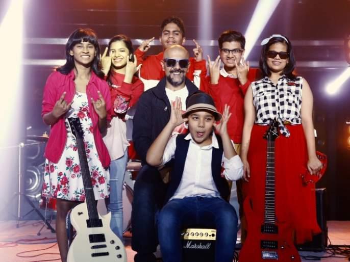 Aesthetical 6 pack band new song, 6 special children's 'Crazy Music Video Launch' | इस्पेशियल ६ पॅक बँड २.०चे नवं गाणं, सहा विशेष मुलांचा 'पागल' म्युझिक व्हिडीओ लॉन्च
