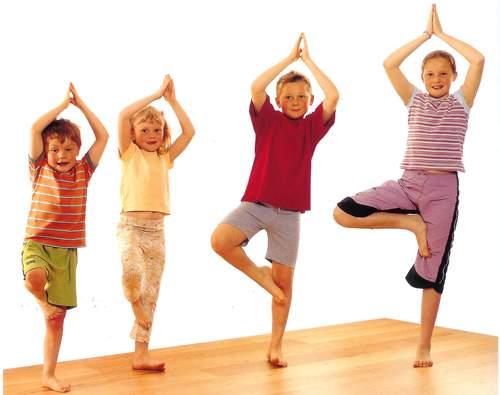 'Yoga' to increase the child's intellectual capacity!   लहान मुलांची बौद्धिक क्षमता वाढवी 'योगा'!