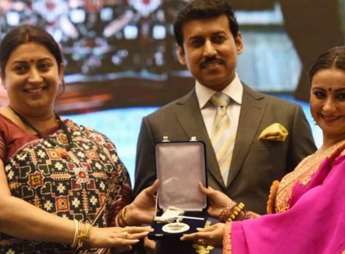 Winners of National Film Awards await! No one came after a month and a half after getting medal !!   राष्ट्रीय चित्रपट पुरस्कारांना विजेत्यांची प्रतीक्षा! दीड महिन्यानंतरही कुणीच आले नाही मेडल घ्यायला!!