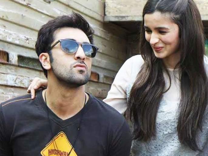 Ranbir Kapoor finally disclosed the relationship with Alia Bhatt!   रणबीर कपूरने अखेर आलिया भट्टसोबतच्या नात्याचा केला खुलासा!