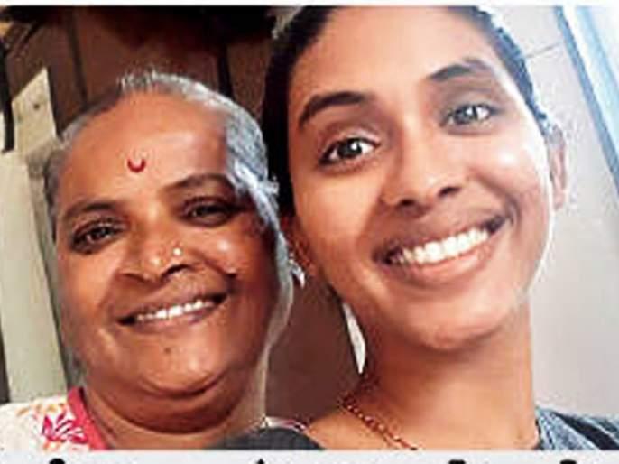 'Anjula got everything just now air', the mother of Nashikagarla Anjali Patil! | 'अंजूला सगळं मिळालं आता फक्त आॅस्कर हवा', नाशिकगर्ल अंजली पाटीलच्या आईची भावना!