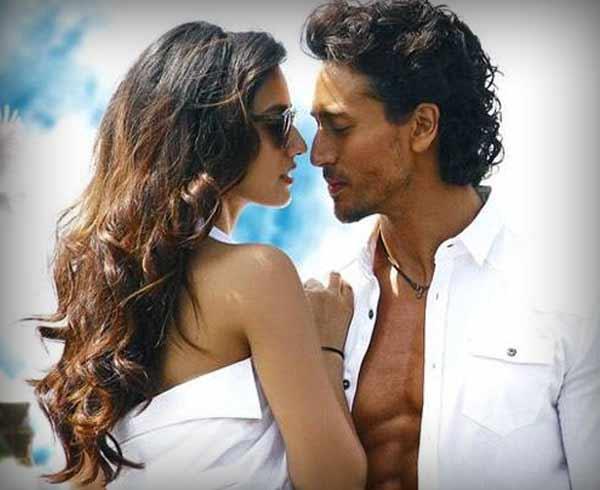 Tiger Shroff and direction Patani's 'Baji 2' shoot starts | टायगर श्रॉफ आणि दिशा पटानीच्या 'बागी2' चे शूटिंग सुरू