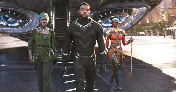 Black Panther Box Office Collection: Black Panther's Big Shoot!   Black Panther Box Office Collection : भारतात 'ब्लॅक पॅँथर'ची जरबदस्त धडक!