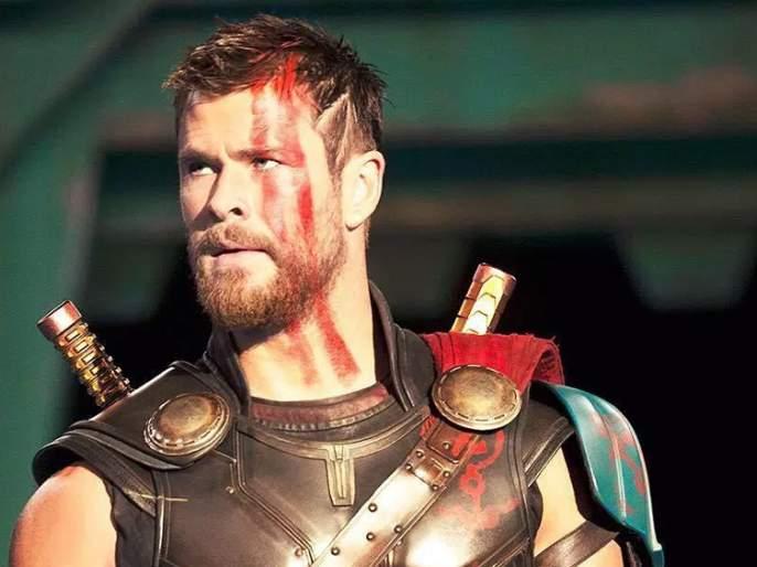 Avenger Star Chris Hemsworth says, 'Like mobile addiction drug addiction'!   अॅव्हेंजर स्टार क्रिस हेम्सवर्थ म्हणतो, 'मोबाइलचा लळा ड्रग्सच्या व्यसनाप्रमाणे'!