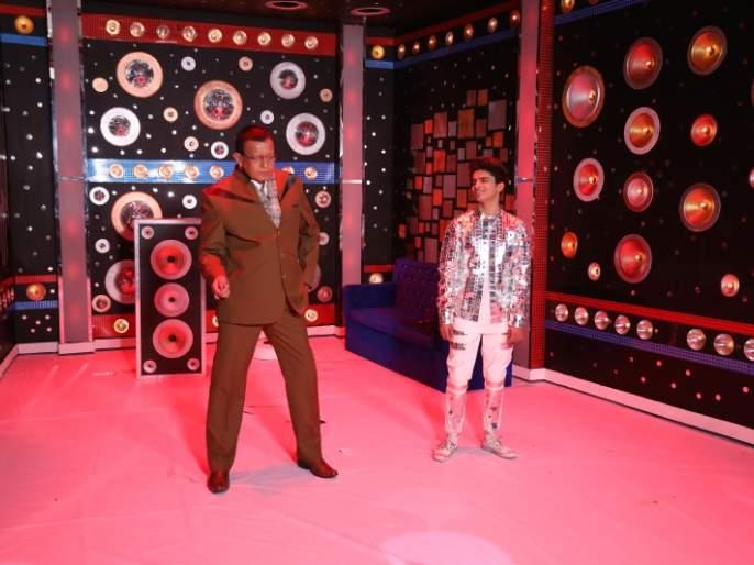 Mithun Dahiya Elvis presents tribute to 'Dance India Dance'! | 'डान्स इंडिया डान्स'मध्ये मिथुनदांनी वाहिली एल्विस प्रिस्लेला श्रध्दांजली!