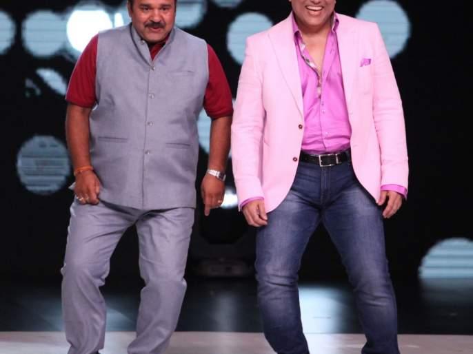 Dancing Uncle and Govinda Thiraken Dance Diwane in this program | डान्सिंग अंकल आणि गोविंदा थिरकणार डान्स दिवाने या कार्यक्रमात