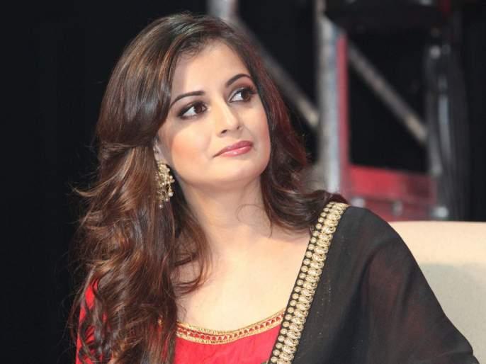 Dilje Dilshan extracted for all 3 Bollywood movies! | दिया मिर्झाने काढला बॉलिवूडच्या तिन्ही खानांना चिमटा!!