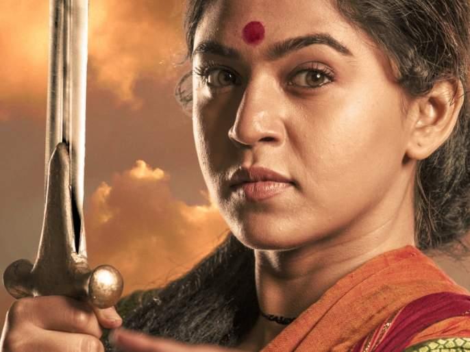 Mrinmayee Deshpande has done so many days for shooting 'Fergand' | 'फर्जंद'सिनेमासाठी मृण्मयी देशपांडेने इतके दिवस केला तलवारबाजीचा सराव