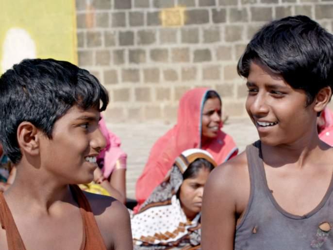 On the screen of 'Mantra-Pappa' friendship wall | मन्या-पप्याच्या 'दोस्तीचा घाट'रूपेरी पडद्यावर