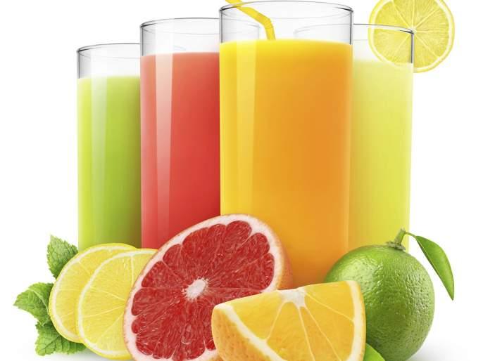 Fresh Juices Stay Fresh in the Summer   उन्हाळ्यात फ्रूट ज्युसने राहा फ्रेश