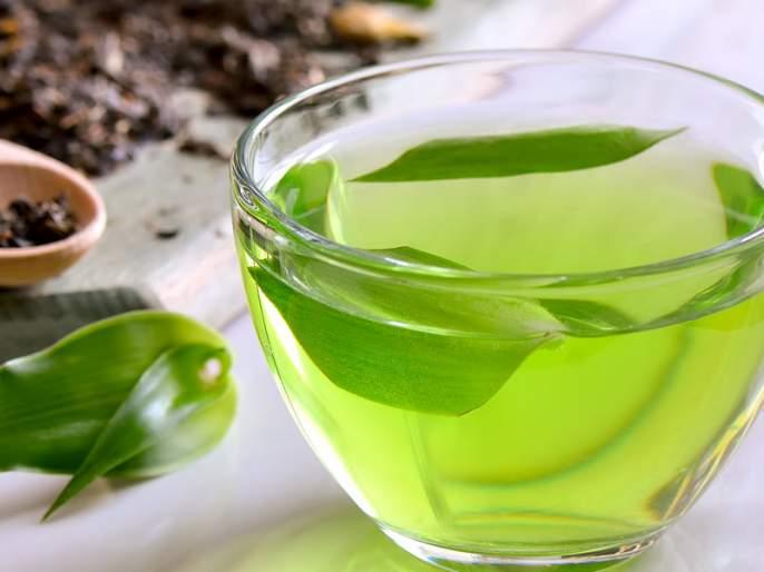 Adverse effects on green tea breeding capacity   ग्रीन टीचा प्रजनन क्षमतेवर प्रतिकूल परिणाम