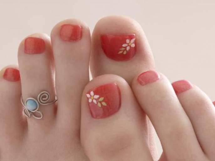 Fashion: Increase in 'to-rings' for trendy look! | Fashion : ट्रेंडी लूकसाठी 'टो-रिंग'ची वाढली क्रेझ !