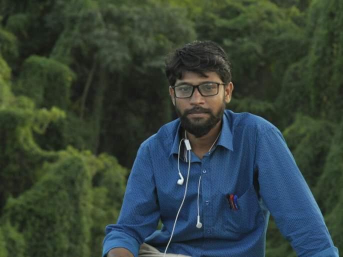 Roshan Bhabarare, the creator of Dill Been Dealer | बडीशेप विक्रेता झाला चित्रपट निर्माता- रोशन भांबारे