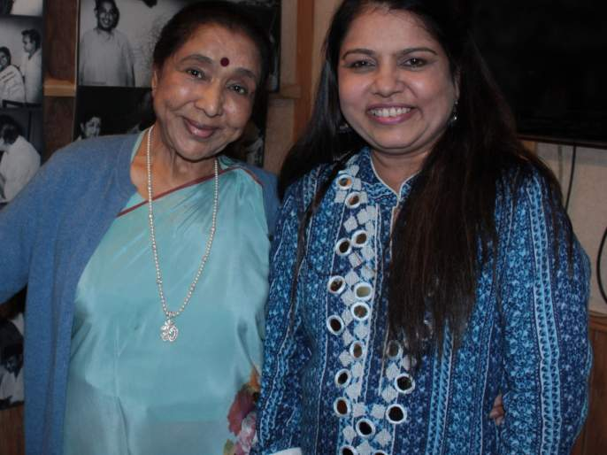 Surail Jugalbandi playing Ashatai and Sadhana Sagam in 'Hero' movie | 'हीरो' सिनेमात आशाताई आणि साधना सरगम यांची रंगणार सुरेल जुगलबंदी