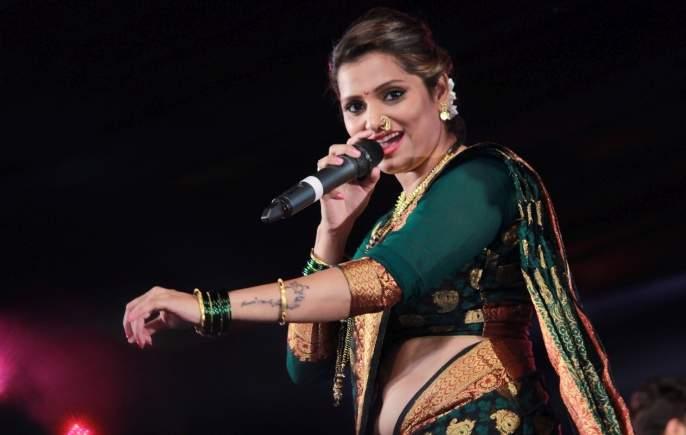 Viagra on Fusion Sound Video Youtube on Singer Kavita Ram   गायिका कविता राम यांचा फ्युजन साँग व्हिडीओ युट्यूबवर व्हायरल