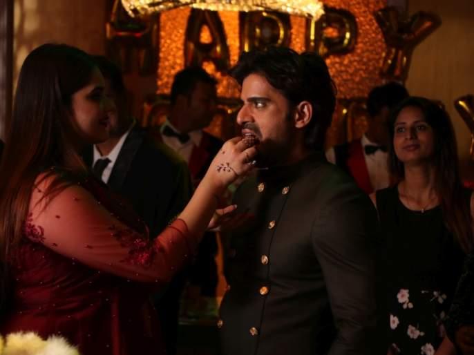 Anjali Anand Fida on Mohit Malik! | मोहित मलिकवर अंजली आनंद फिदा!