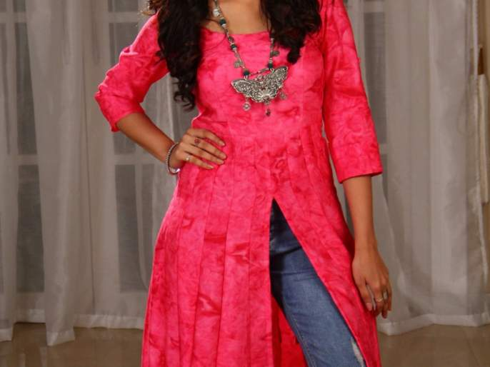 Jiah Shankar took inspiration from Kareena Kapoor in 'My harmful wife' | 'मेरी हानिकारक बीवी'मध्ये जिया शंकरने घेतली करीना कपूरकडून प्रेरणा
