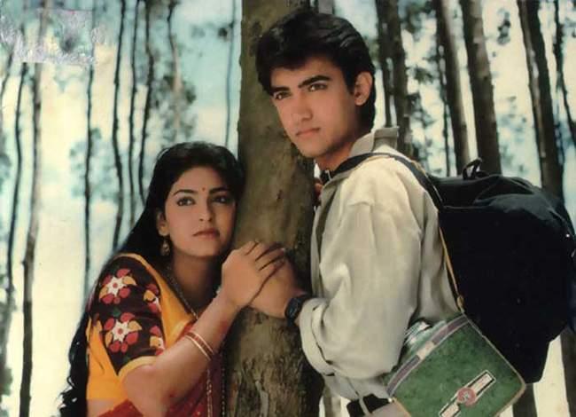 After 30 years on the silver screen, it will be seen again from Doom to Qayamat, Raj-Rashmi's Love Story as Aamir-Juhi Rasika   रुपेरी पडद्यावर ३० वर्षांनी पुन्हा झळकणार कयामत से कयामत तक, राज-रश्मीची लव्हस्टोरी आमिर-जुही रसिक म्हणून अनुभवणार