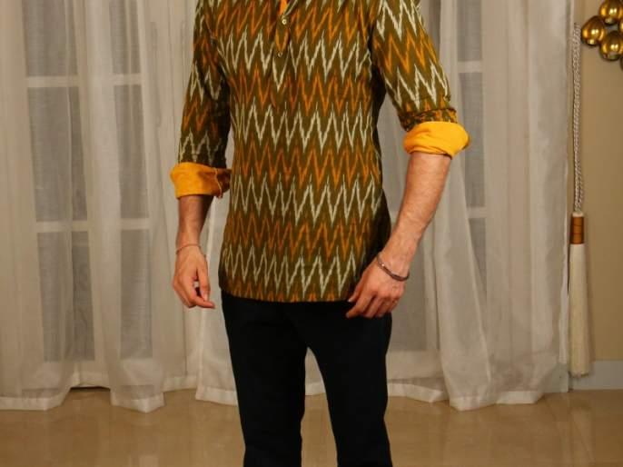 This TV actor has done himself as a supporter of Salman Khan   हा टीव्ही अभिनेता स्वतःला समजतो सलमान खान,म्हणून केले असे काम